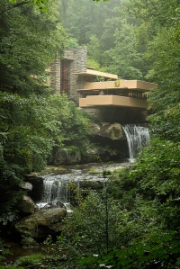 Fallingwater, by Frank Lloyd Wright (1939) [Photo by +DW+]