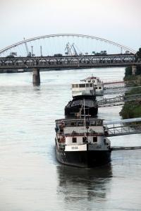 River Danube [Photo by Klearchos Kapoutsis]