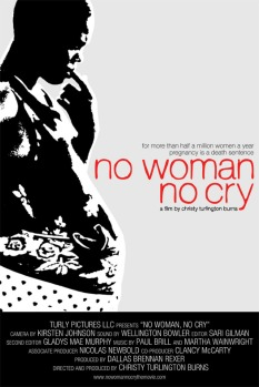 Turlington-Burns, C. 'No Woman No Cry' [Film Documentary]
